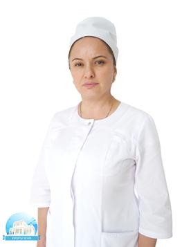 Ахмедова Марет Мухамед-Аминона