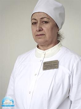 Индербиева Тамара Джунаидовна