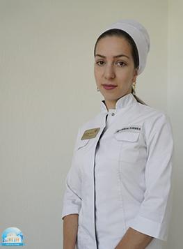 Шахбиева Лолита Хасановна